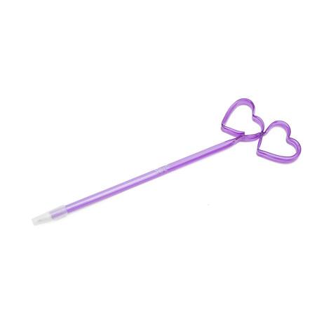 Ball pen hearts
