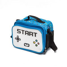 Two cells gaming lunch bag