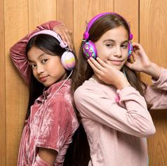 Speakers and earphones