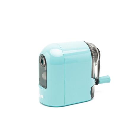 Manual sharpener blue