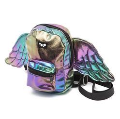 Mini wallet bag wings