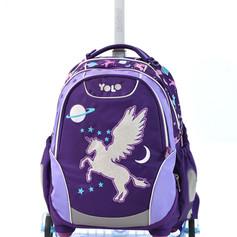 Trolly school bag pegasus