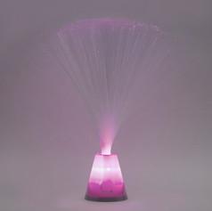 Fiber light purple