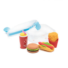 Yolo meal erasers set