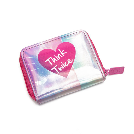 Coin wallet holographic
