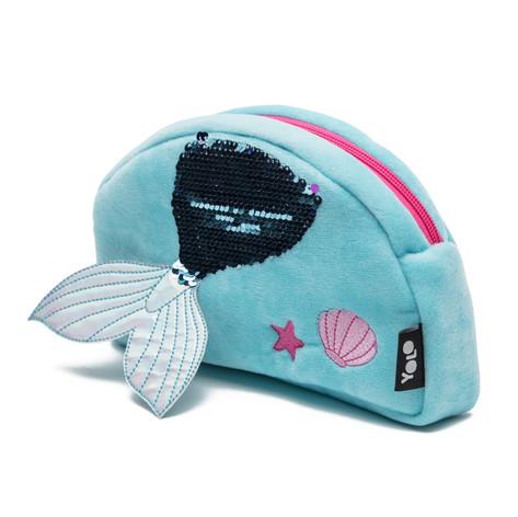 Mermaid soft pencil case