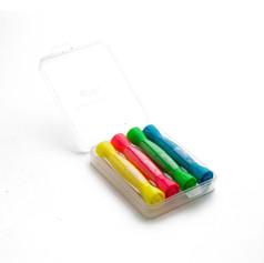 4 mini highlighter set