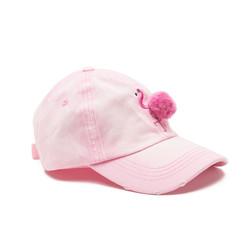 Summer hat flamingo