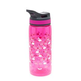 Flamingo pattern bottle
