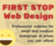 Adsense Banner - First Stop Design