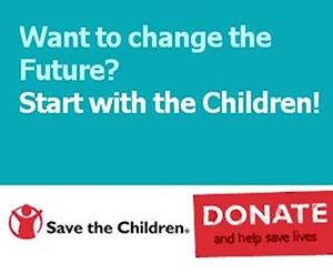 AdSense Banner - Save The Children