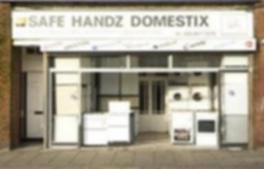 Safe Handz Domestix Shopfront