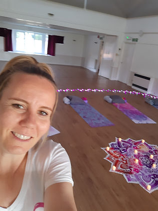 Naomi Yoga Teacher