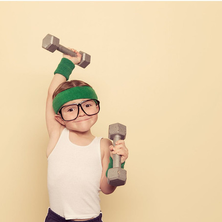 Should your child lift weights or strength train?