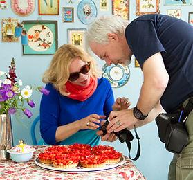 Профессиональная съемка кулинарных проектов от команды Ники Ганич