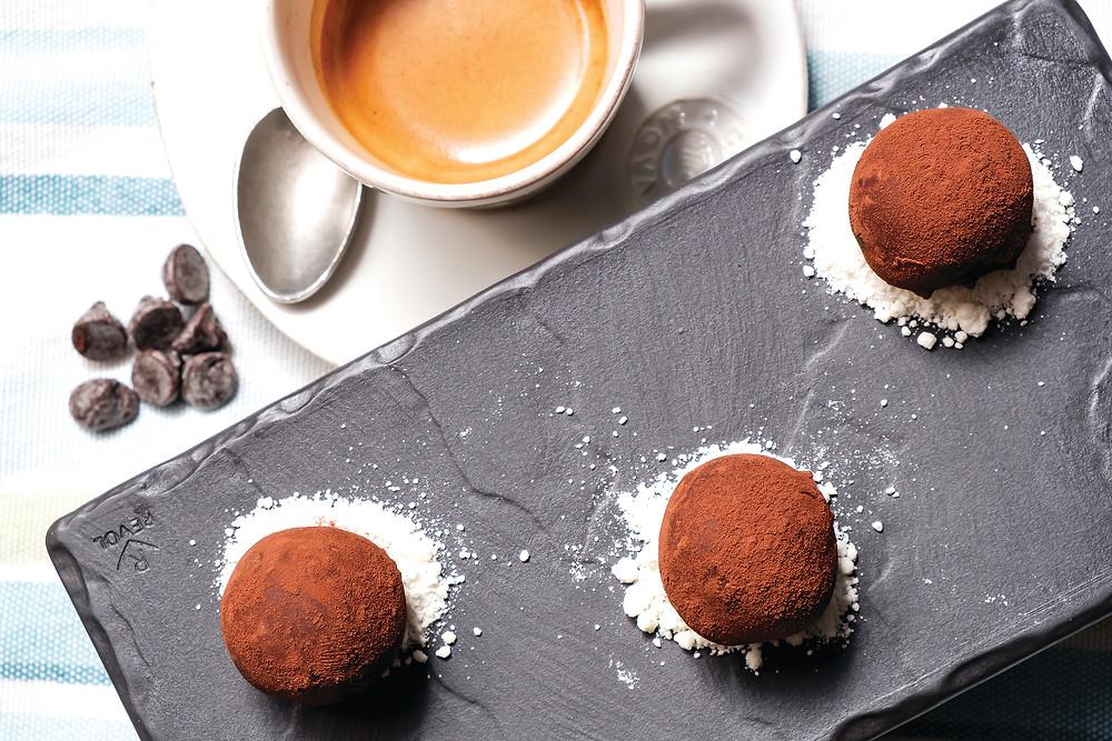 Рецепт шоколадных конфет - просто и быстро