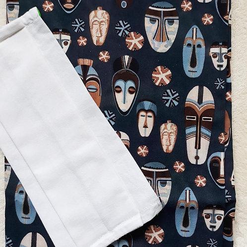 masque barrière modèle masque africain