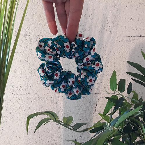 chouchou scrunchie oxalis turquoise