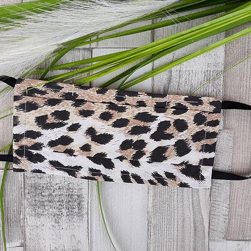 masque mascarilla facemask leopard