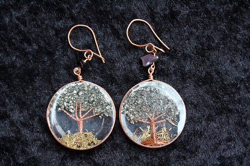 Tree of Life Pyrite