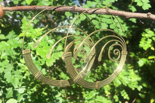 Spiral Hoops