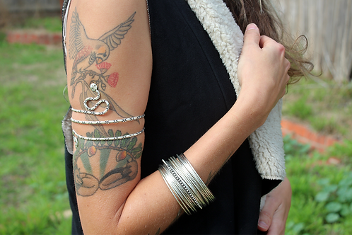 Arm Serpent Bracelet