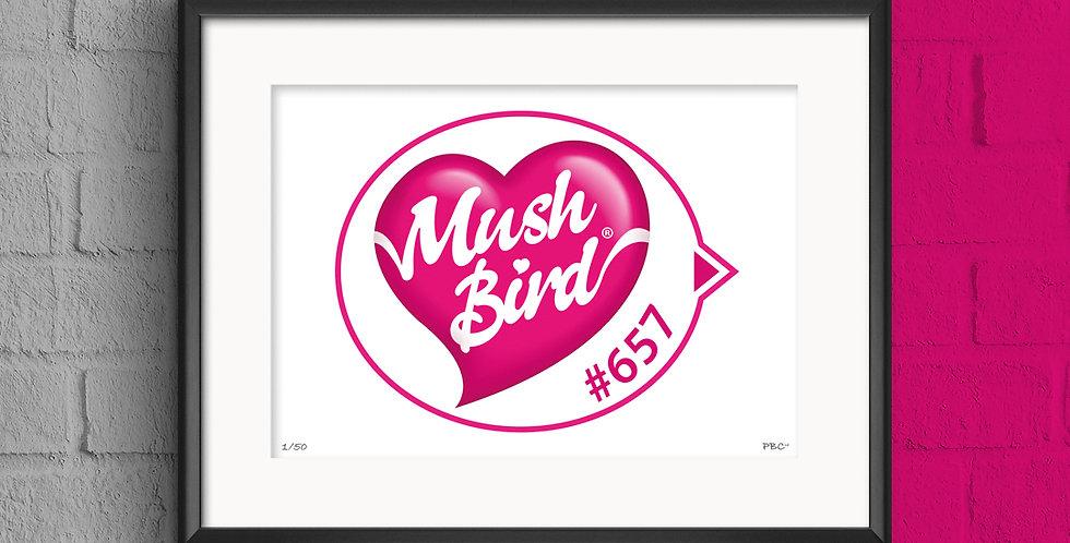 MUSH BIRD PRINT