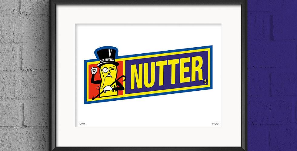 NUTTER PRINT
