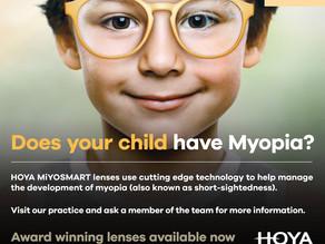 Managing Myopia
