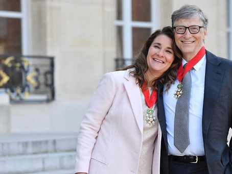 Private Investigator and Bill & Melinda Gates
