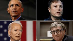 Joe Biden, Barack Obama, Bill Gates, Elon Musk etc. hacked!