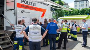 Training for Kantonspolizei Zürich