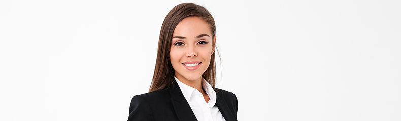 cheerful-business-woman-standing-isolate