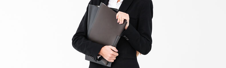 cheerful-business-woman-holding-folders.