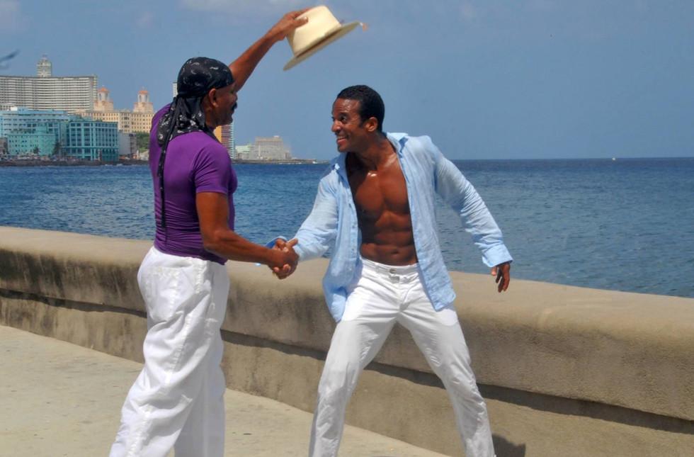 Maykel Fonts, Havana, Cuba