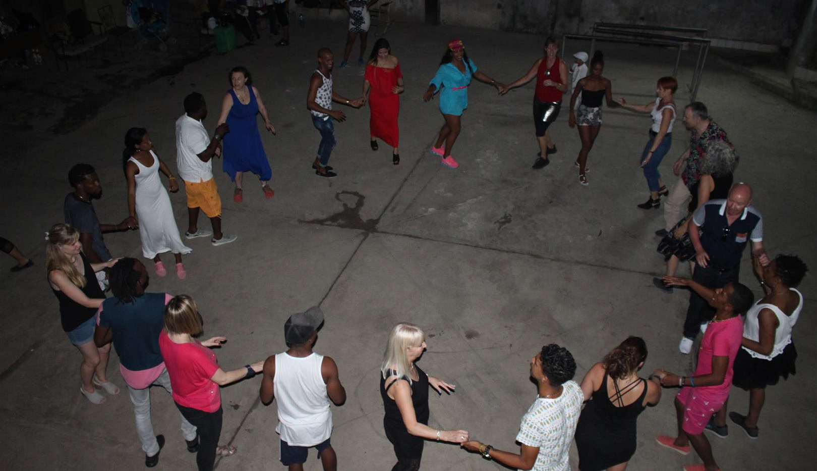 Salsa Dance Class, Havana, Cuba