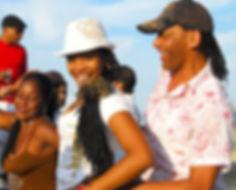 Cuba, Havana, Dancers