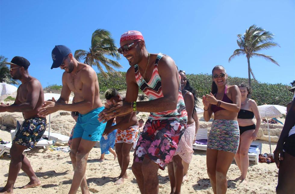 Beach party Havana, Cuba.jpg