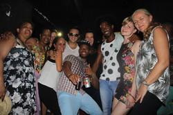 Cuba Havana with Maykel Blanco Group shot