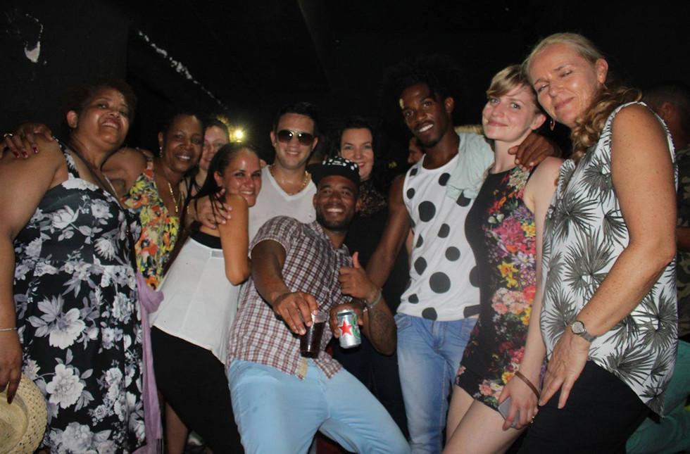 Cuba Havana with Maykel Blanco Group sho