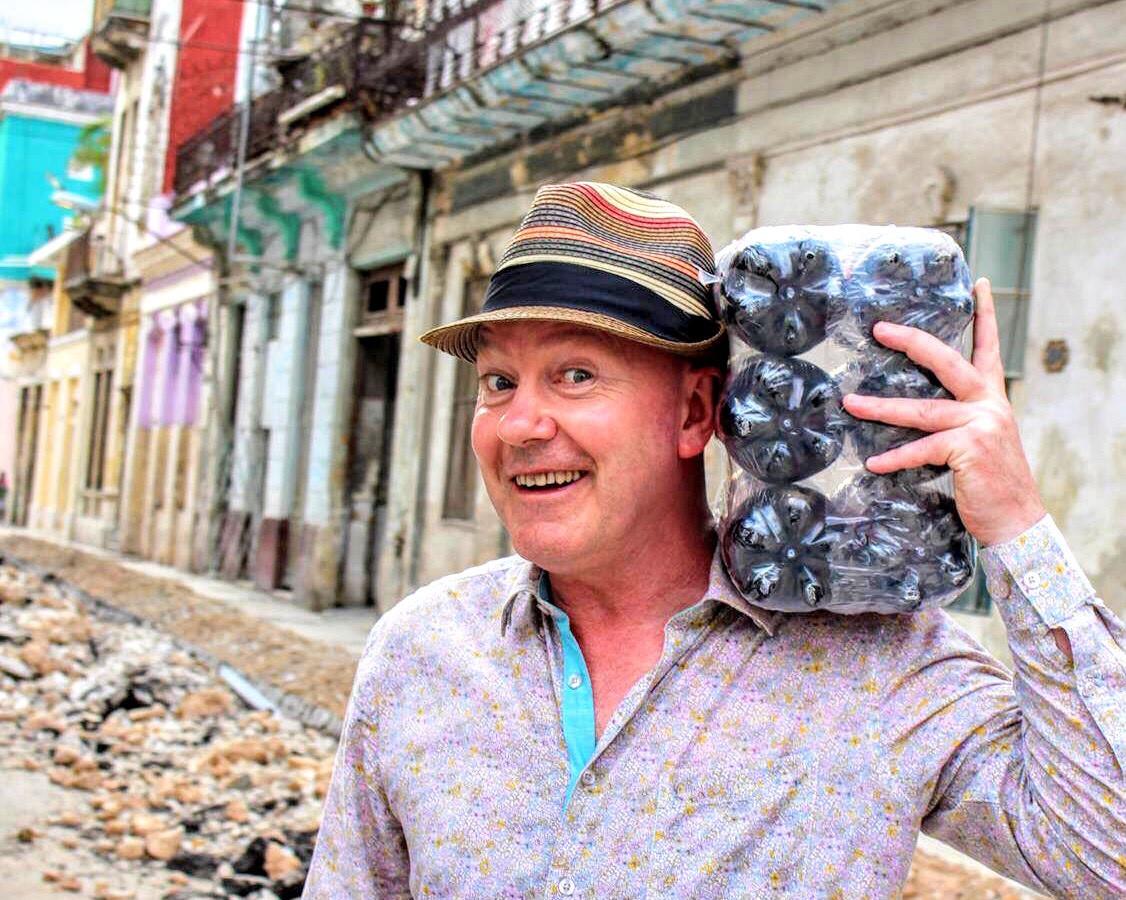 Cuba Havana Rumba Clave y Guanguanco Dri