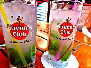 Cuba, Havana, Club, rum mojito