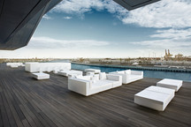 Collection vondom - salon de jardin - canapé design - terrasse - rooftop