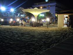 Parasol géant Largo - Parasols Ronds ø 8,5m - Bahama