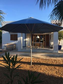 Parasol Bahama Easy - Parasol Rond  ø3,5m - Hôtel