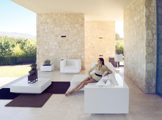 Salon de Jardin - Vondom - Collection Vela - 01
