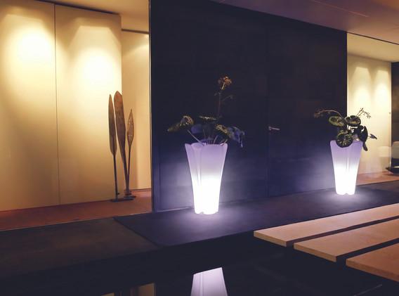 Lumière - Vondom - LED RGB - Pots - Pezzettina