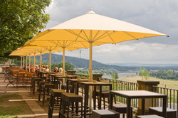 Parasol 3x3m - Bahama - Event - Bahama - Restaurant - parasol professionnel