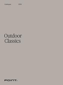 Classics - POINT - Outdoor - Catalogue