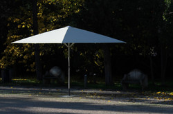 Parasol Bahama Easy - 4x4m - Fixation Mobile - Particulier  - 03